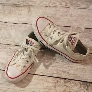 Converse All-Start White/Red 5